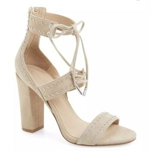 Kendall and Kylie Block heels size 9 $180